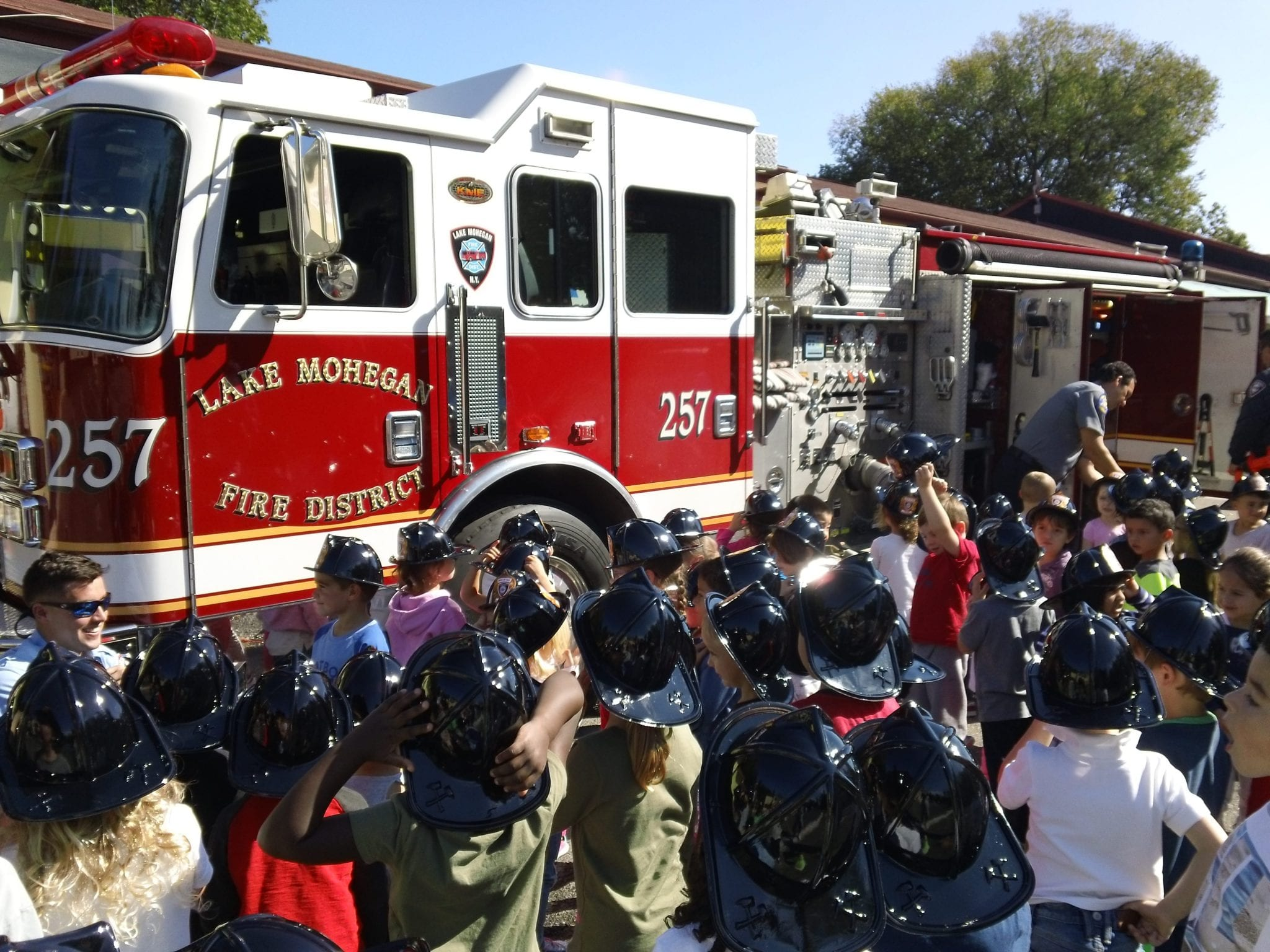 Lake Mohegan Fire Department