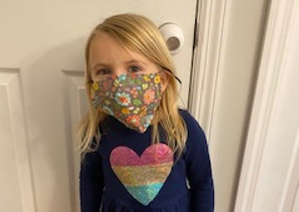 Cailey's Mask