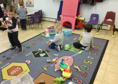 ThumBelina School for 2 year olds